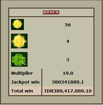 Bonus Jackpot Tesplay